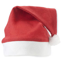 Christmas hat with white rim,W4V5583,Caps & Hats