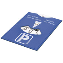 Promotional Parking disc