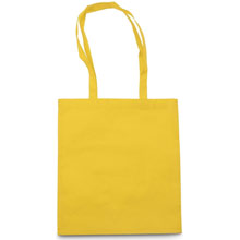 promotional Shopping bag,W4V5805,colour: Yellow,Shopping Bags,Water4Fish,promotional products