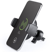 Mobile phone holder for car, wireless charger