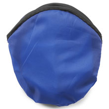 promotional Foldable frisbee, supplied in a pouch,W4V6370,colour: Navy Blue,Games & Puzzles,Water4Fish,promotional products