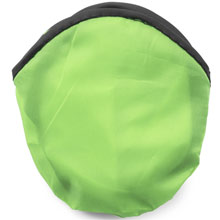 promotional Foldable frisbee, supplied in a pouch,W4V6370,colour: Light Green,Games & Puzzles,Water4Fish,promotional products