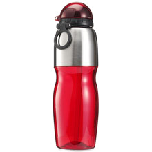 promotional Sports bottle 800 ml,W4V6461,colour: Red,Blue,Grey,Sport Items,Water4Fish,promotional products