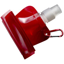Foldable water bottle,Red,W4V6503,Sports Items