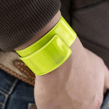 promotional Reflective armband,W4V6546,colour: Yellow,Travel & Leisure Items,Water4Fish,promotional products