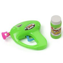 promotional Bubble gun,W4V6573,colour: Light Green,Games & Puzzles,Water4Fish,promotional products