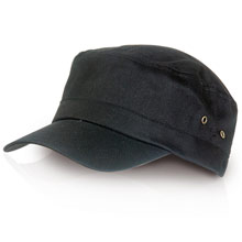 promotional Cap with velcro fastening,W4V7075,colour: Black,Caps & Hats,Water4Fish,promotional products