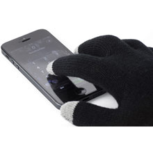 promotional Gloves with stylus tips,W4V7084,colour: Black,Clothing & T-Shirts,Water4Fish,promotional products