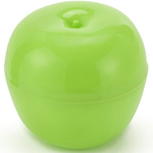 Storage box for apple/fruits,W4V7509,colour: Light Green,Kitchen,Water4Fish