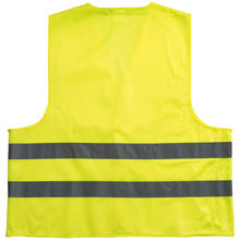 promotional Kids safety jacket,W4V7768,colour: Yellow,Car Promo Items,Water4Fish,promotional products