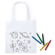 Promotional Bag for colouring