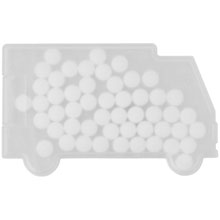 promotional Mints truck,W4V8560,colour: White,Sweets & Chocolate,Water4Fish,promotional products