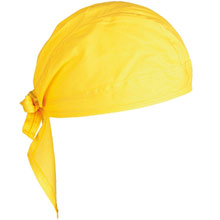 promotional Bandana,W4V8638,colour: Yellow,Caps & Hats,Water4Fish,promotional products