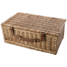 promotional Picnic basket,W4V8648,colour: Neutral,,Water4Fish,promotional products