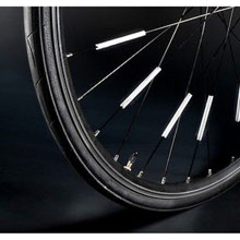 Promotional Reflective strips for bicycle