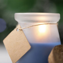 Promotional Scented candle