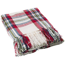 Promotional Checked blanket