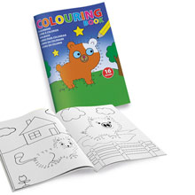 Promotional Colouring book A5