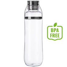 Sports bottle 750 ml with drinking cup