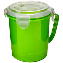 Microwave cup 720 ml,Light Green,W4V9899,Kitchen