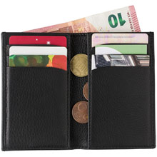 Promotional RFID safe Credit card holder